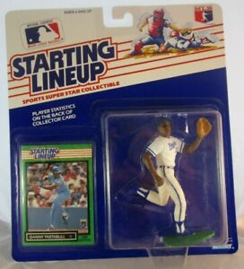 1989  DANNY TARTABULL -  Starting Lineup - SLU - Sports Figure - K.C. ROYALS