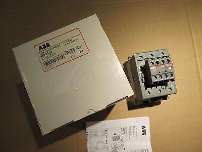 ABB Leistungs-Schütz Contactor A63-30-22 30KW,230V//AC,A 63-30-22 1SBL371001R8022