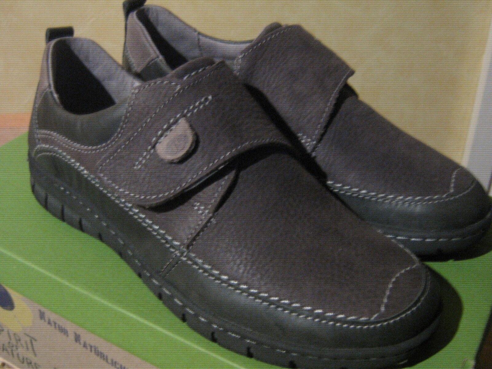 Josef Seibel Steffi 03 gris deux tons en Cuir Tactile Fermeture Hiver Chaussure vente