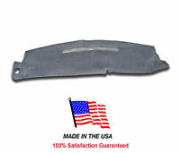 1997-1999 Chevy Tahoe Gray Carpet Dash Cover Ch75-0 Usa Made