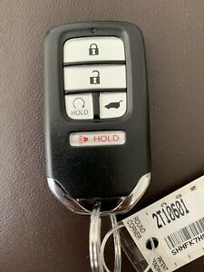 Oem Factory 2016 2017 2018 2019 2020 Honda Civic Remote Start Smart Key Fob Ebay