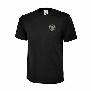 COMMANDO-ENTRAINEMENT-N-7-French-INSIGINA-BERET-T-SHIRT-ARMY-FOREIGN-LEGION-TOP
