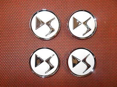 Protrex UK /® Deluxe DS Auto Black Wheel Valve Dust Caps DS DS3 DS4 DS5 DS7