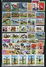 Colección motivo Boy Scout **/o (38639)