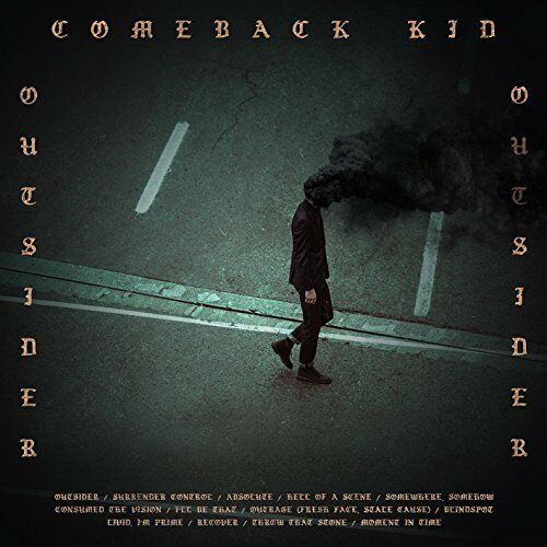 Comeback Kid - Outsider [CD]