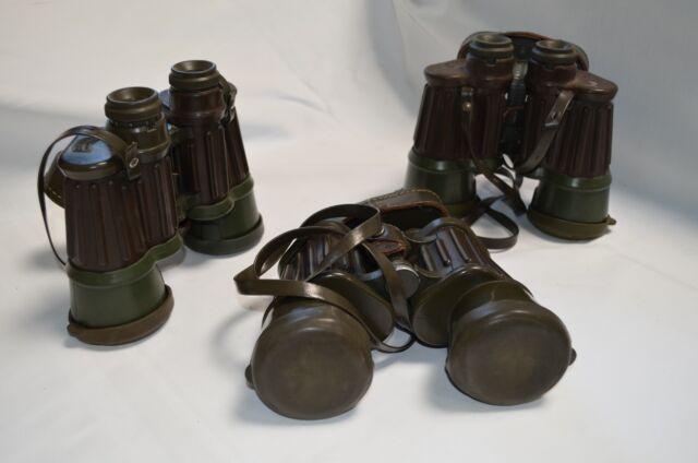 orig. Bundeswehr Doppelfernrohr / Fernglas 10x50 Zeiss Hensoldt Glas Binoculars