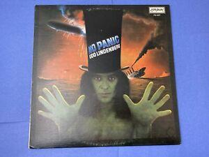 Udo-Lindenberg-Orchestra-NO-PANIC-Vinyl-Record-Album-1976-London-Records-PS-697