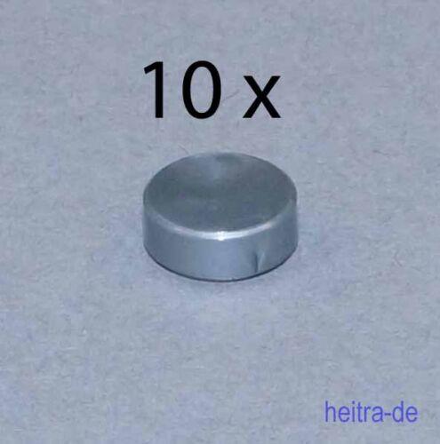 LEGO 1x1 // Fliese rund // 98138 NEUWARE flat silver 10 x Rundfliese silber