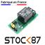 12v-Carte-relais-12v-Arduino-PIC-ARM-AVR-DSP-de-1-2-4-8-relais-au-choix miniature 8