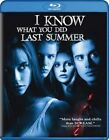 I Know What You DID Last Summer Region 1 DVD