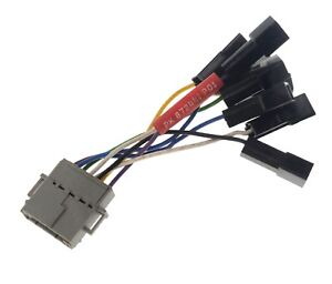Details about Volvo Penta Wiring Harness Adapter 872441 Marine Helm on trailer wiring harness plugs, control box connector plugs, waterproof 12 volt quick disconnect plugs, wiring a plug, 4 pin wire connector plugs, waterproof connector plugs, generator connector plugs,