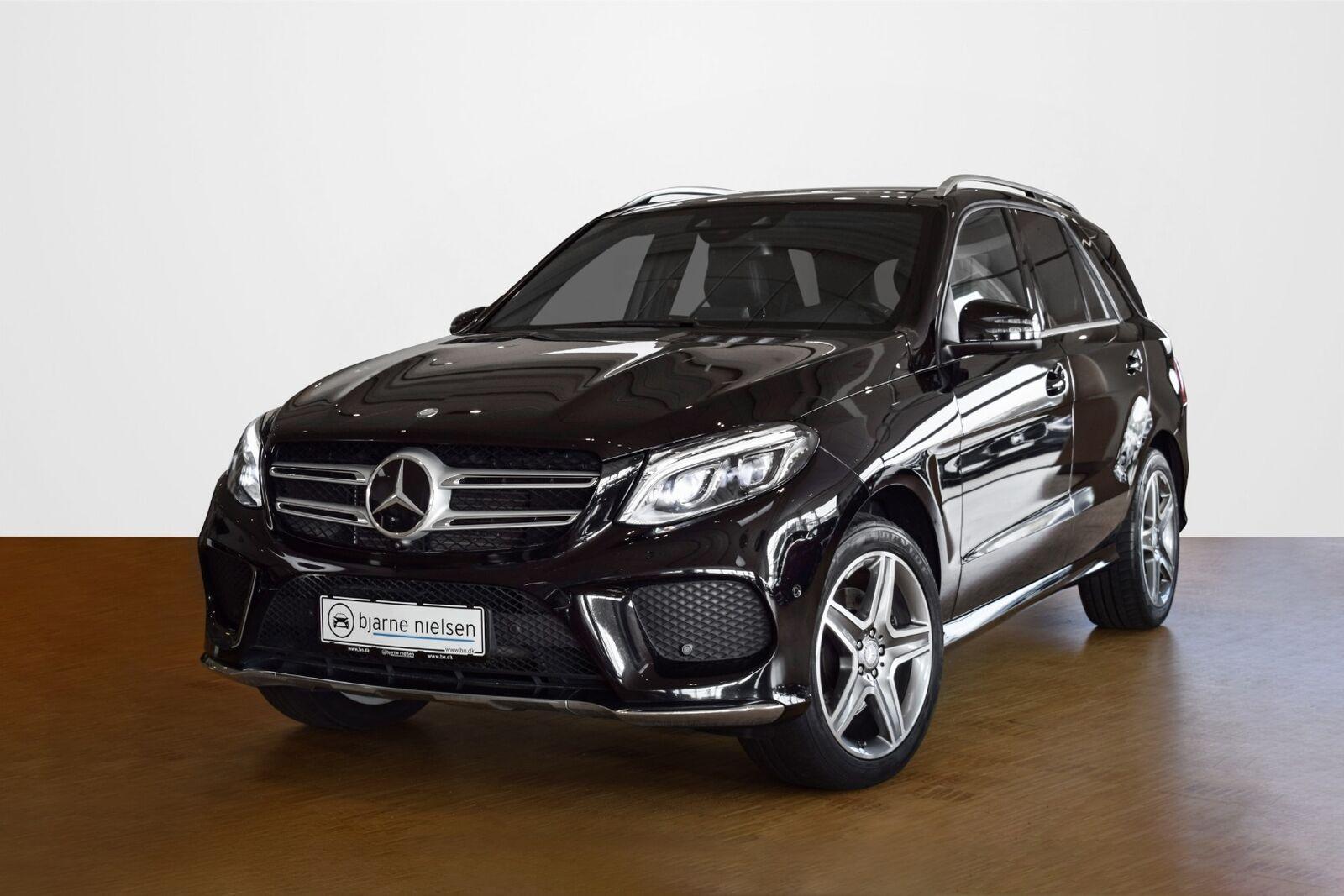 Mercedes GLE350 d Billede 7
