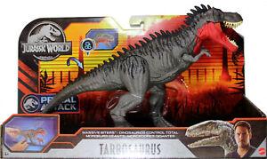 Jurassic-World-MASSIVE-BITERS-TARBOSAURUS-ACTION-FIGURE-Primal-Attack