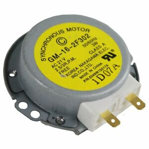 Replacement Turntable Motor For Frigidaire 5304408980 AP2151259 PS471476