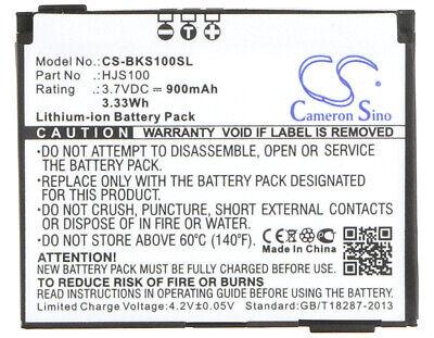 XPS Replacement Battery for Becker HJS 100 HJS-100 Map Pilot PN Becker 338937010208 HJS100