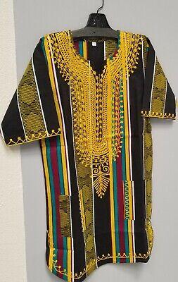 African clothing for men-Dashiki S-5X