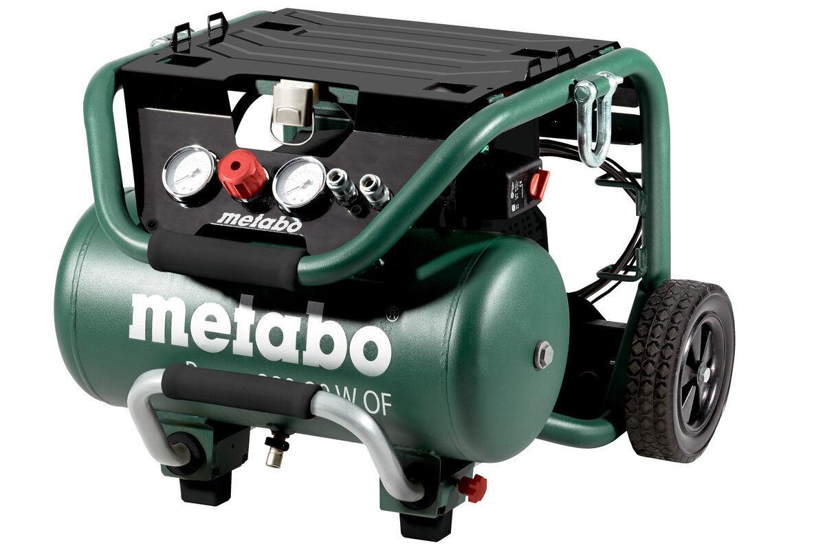 Metabo Kompressor Power 280-20 W OF mobil 150/min 10 bar 1700W 20l 601545000