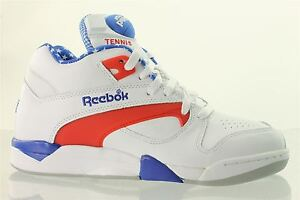 Reebok Victory Court Pump Blue Mens 105