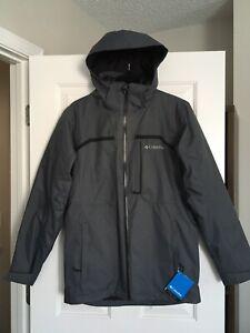 Columbia Nordic Point II Interchange Men's Jacket Size S ...