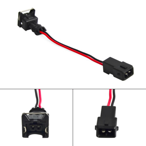 8x OBD2 to OBD1 EV1 Fuel Injector Conversion Harness For Honda Acura RC Adapter
