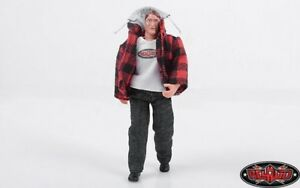 IngéNieux Rc4wd Action Figure-mike #rc4zs1386-afficher Le Titre D'origine Activation De La Circulation Sanguine Et Renforcement Des Nerfs Et Des Os