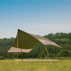 Best options for portable camping shade