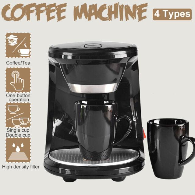 Automatic Drip Coffee Espresso Machine