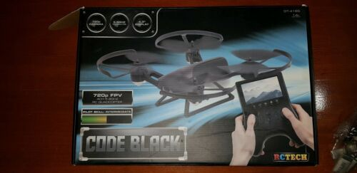 code black drone make an offer
