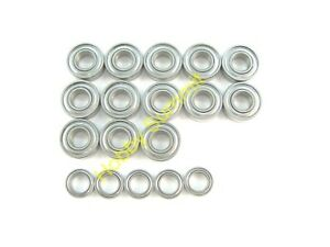 Tamiya-1-10-HOTSHOT-BALL-BEARINGS-Set-R-C-4WD-Off-Road-Racer-Buiggy-58391