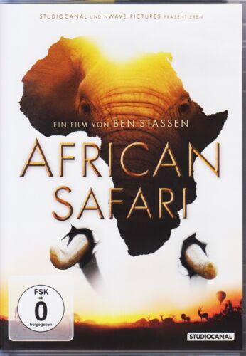 1 von 1 - African Safari (2014) DVD