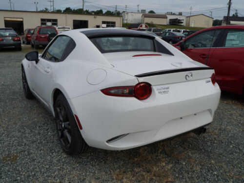 2016 and Up UNPAINTED For Mazda Miata MX-5 Factory Style Lipmount Spoiler