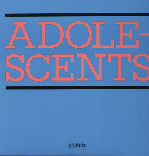The Adolescents, Los Adolescents - Adolescents [New Vinyl] Reissue