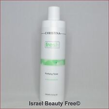 Christina Fresh Purifying toner for oily & combination skin 300 ml