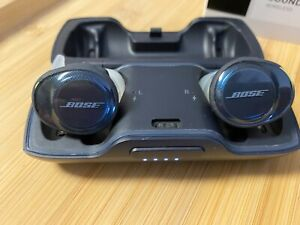 Bose SoundSport Wireless Earbuds Headphones - Used