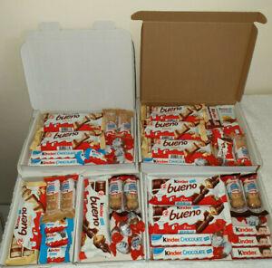KINDER scatola Regalo Regalo Ostacolare personalizzato Cioccolato Bueno sorpresa Cassetta delle lettere