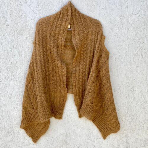 Giada Forte Forte Cable Knit Alpaca Mohair Wool Fu