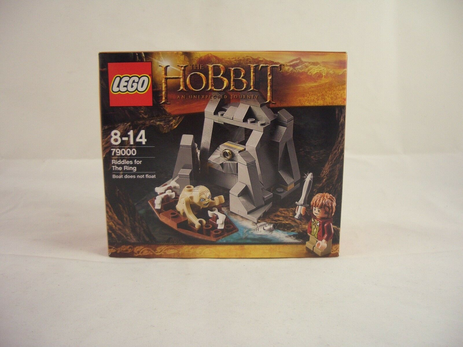 LEGO The Hobbit 79000 Riddles for the Ring New/Sealed