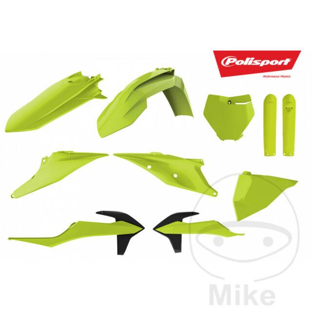 Set Plastic Complete Polisport 90812 For KTM 250 SX 2T 2019-2019