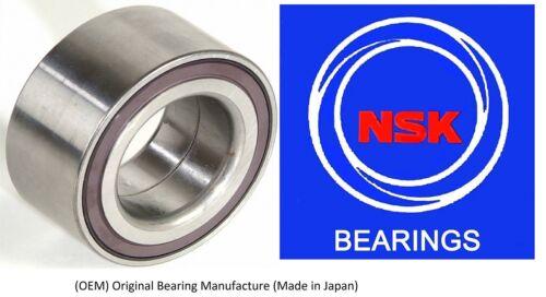 PAIR NSK Bearing Kit Fit 2000-2009 Honda S2000 OEM Rear Wheel Hub /&