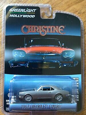 NG61 Greenlight Hollywood Christine 1967 Chevrolet Camaro