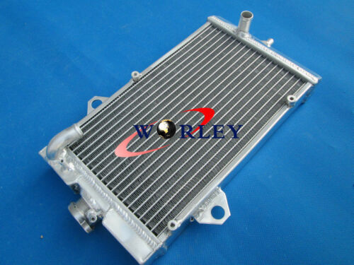 For Yamaha Raptor 700 YFM700 YFM700R 2006-2013 09 Aluminum Radiator /& hose RED