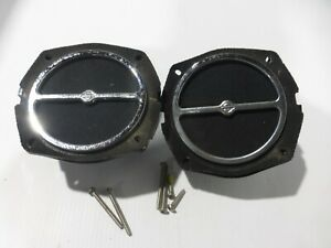 2005-HARLEY-DAVIDSON-FLHTCUI-PAIR-STEREO-AUDIO-SPEAKERS-OPS7012