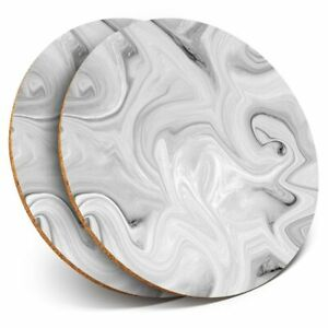 2-x-Coasters-bw-Marble-Effect-Light-Gray-Stone-36291