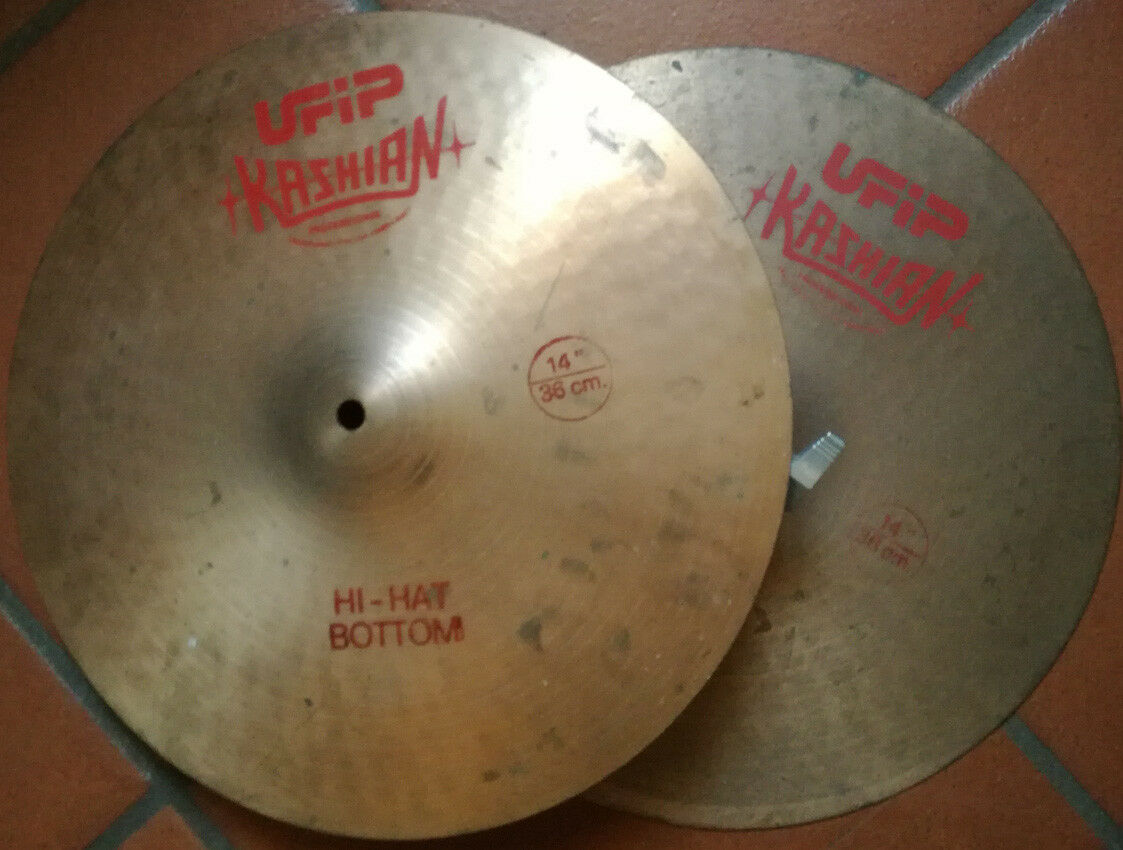 Ufip kashian professional HI - HAT Bottom 14