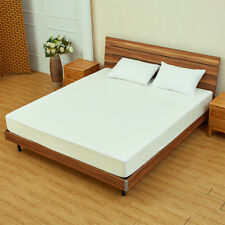 Regency Royal Double Bed Fitted Mattress Protector White 100