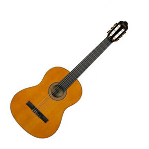 Valencia-Classical-Guitar-260-series-3-4-Size-Natural-Gloss-Finish-3927C