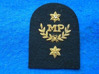 Royal Marines Blues Uniform Bullion Wire Parachute Wings Original British Army