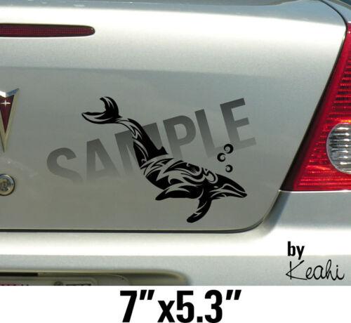 WhaleTribal Vinyl Decal Sticker Car Truck Window or Body Stickers,