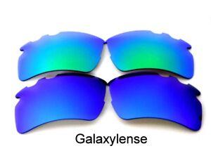 5ea7096a90 La imagen se está cargando Galaxy-Lentes-de-Repuesto-para-Oakley-Flak-2-