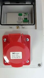 PROTEUS CP55C CONTRACTOR PACK DISTRIBUTION BOARD DUAL RCD INC 10 x BW MCB/'s